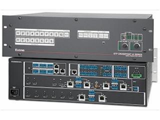 DTP CrossPoint 86 4K-图像解析度转换演示矩阵切换器