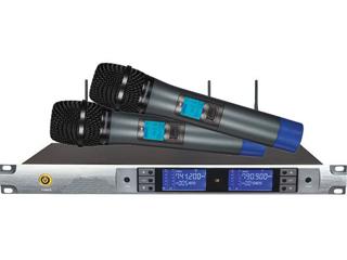 SD-890B-真分集 无线高端UHF红外线对频麦克风