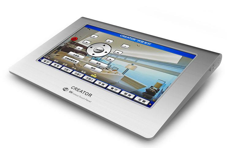 10.1英寸手持无线可编程触摸屏-CR-WiFi WG8pip图片