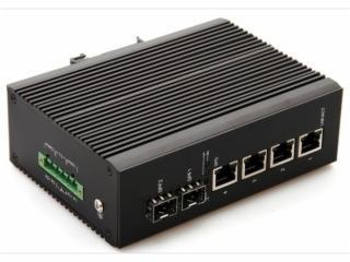HY5700-5524G-LC20-漢源高科HY5700-5524G-LC20  4口千兆級聯型工業以太網交換機