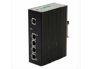 HY5700-5505GP-千兆5口工業級POE交換機DIN導軌式
