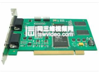 T100-T100 PCI插槽高清VGA视频采集卡