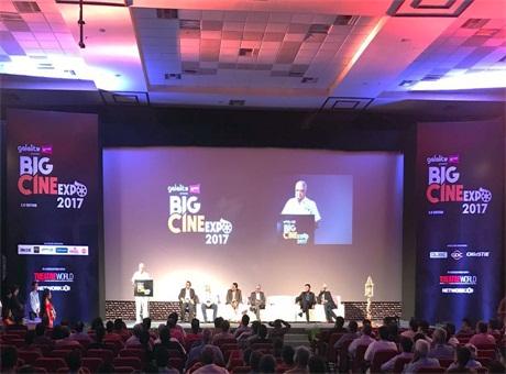 科视Christie担任独家放映合作伙伴,亮相2017 Big Cine博览会