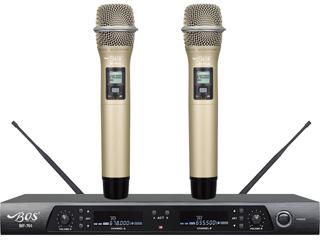 BF-701/BF-701A-无线一拖二手持无线话筒