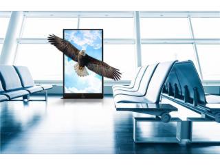 RSJ8501-銳視界85寸裸眼3D顯示屏豎屏一體機廣告機