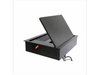 18.4寸超薄高清顯示屏翻轉器-睿峰 18.4寸超薄高清顯示屏翻轉器