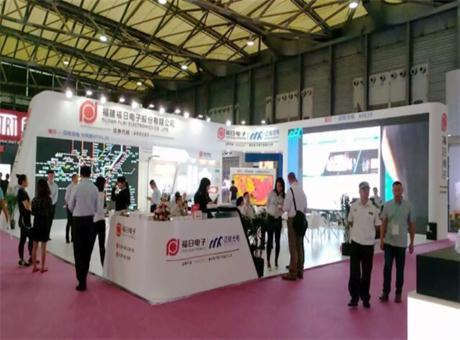 展会直击│迈锐光电携新品亮相2017上海国际LED展