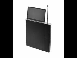 S173+MIC-睿峰 S173+MIC超薄高清液晶屏显示器+话筒升降器