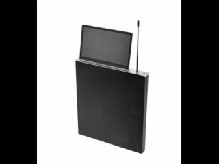 S184+MIC-睿峰 S184+MIC超薄高清液晶屏显示器+话筒升降器