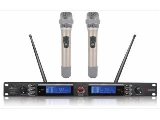 DI-3800-无线手持话筒(一拖二) 帝琪/DIQI