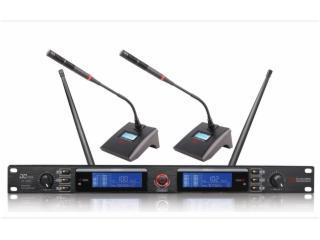 DI-3800-会议无线话筒(一拖二) 帝琪/DIQI