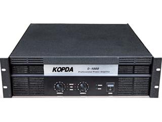 D1000-专业功放