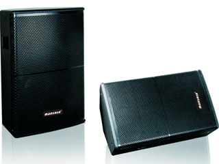 PS-10-10寸无源二分频全频音箱