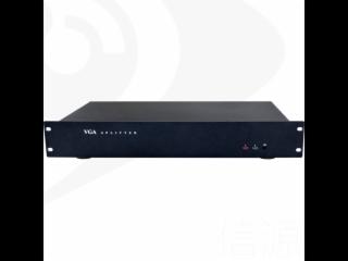 PA0208-VGA分配器(2進8出帶音頻同步切換)