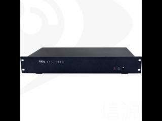 PA0216-VGA分配器(2進16出帶音頻同步切換)