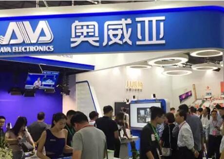 上海展会直击!人气火爆的奥威亚展区到底藏着怎样的黑科技?