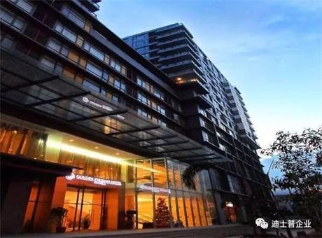 迪士普公共广播系统部署菲律宾高端酒店!