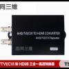 T580 AHD/TVI/CVI转HDMI三合一高清转换器-T580图片