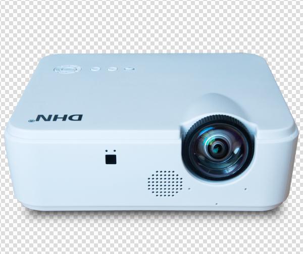 DHN超短焦激光投影机DM350X,圣诞来袭——贺岁新品