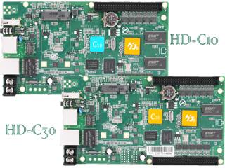 HD-C10/HD-C10C/HD-C30-异步中小屏控制卡