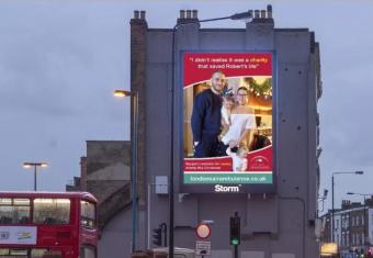 如何将户外广告连接慈善公益