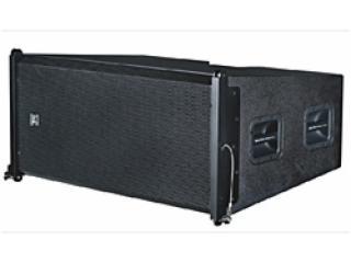 雙15英寸防水低頻線性陣列揚聲器-T-Line215B圖片
