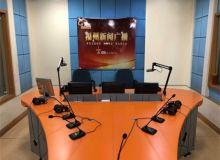 有福之州 - 安恒利建设福州人民广播电台的总控与直播间音频网络
