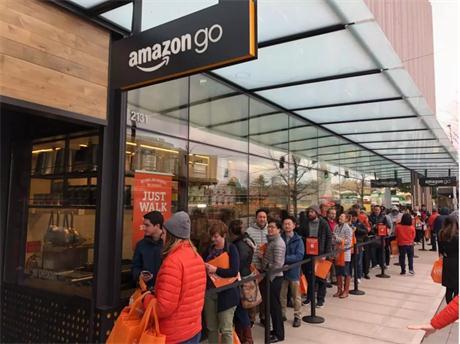 亚马逊无人店Amazon Go有哪些黑科技?下一站去哪里