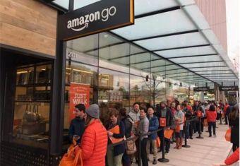 亚马逊无人店 Amazon Go 黑科技