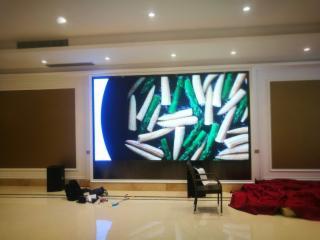 BX-P4-室内LED全彩显示屏