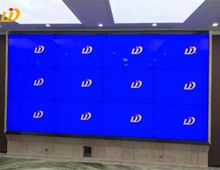 帝艾帝液晶拼接方案匠心打造现代化显示平台