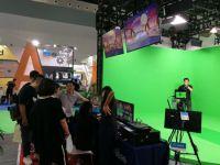 "Datavideo洋铭携""互联网+校园电视台""方案闪耀中国国际教育装备(上海)博览会"