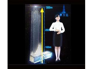 虛擬迎賓多媒體應用-虛擬迎賓多媒體應用