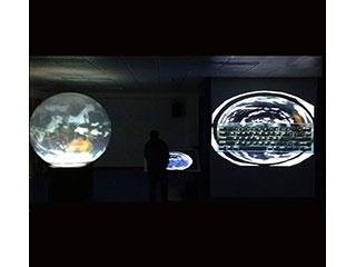 球幕投影多媒體應用-球幕投影多媒體應用