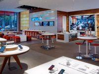 重磅   壹品透明屏开启中国电信首家智慧营业厅