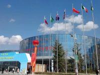 艾索电子会议、同传、扩声系列产品运用于中医药产业博览园