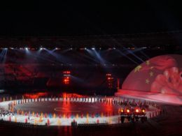 2018亚洲残奥会科视Christie视觉技术解决方案大放异彩