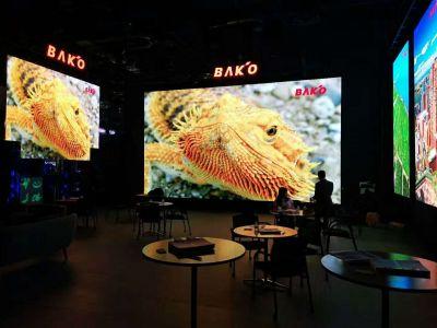 巴科光电LED显示屏国际舞台展品牌实力