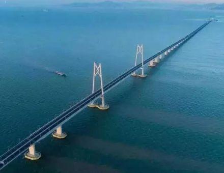 【你好,珠港澳大桥!】CREATOR快捷为超级工程添助力