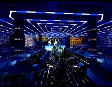 G.L.S-Audio助力ICON CLUB打造高端夜店作品——日出文化