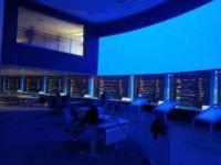 LG 3*56 168台 55寸超窄拼接屏助力中新天津生态城应急指挥中心