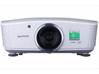 E-Vision 4500-DP E-Vision 4500 单片投影机