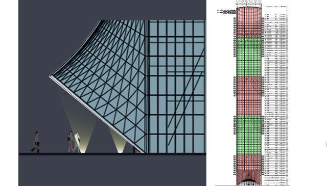 深圳京基100灯光设计与施工分享