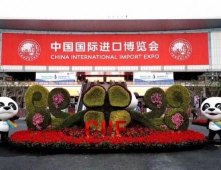 迪士普网络化广播为中国国际进口博览会保驾护航