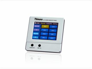 LM-3088A-墙壁控制面板(带本地Mic及Line音源输入)