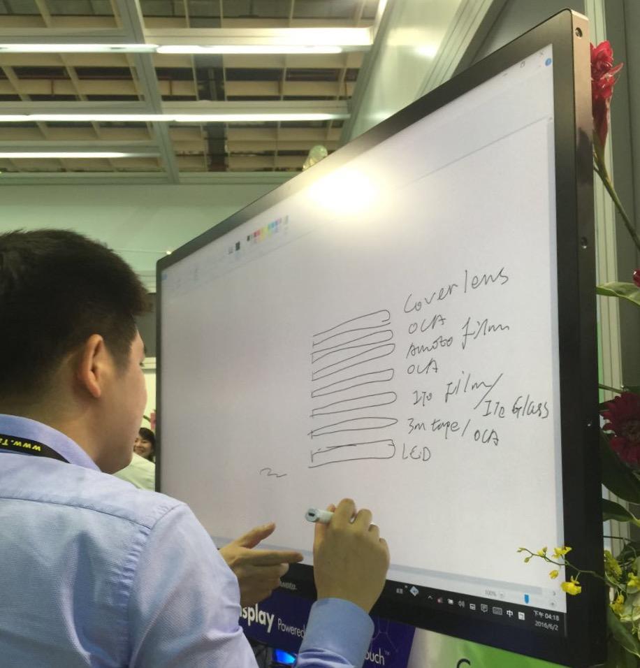 品触科技与您相约2018深圳全触与显示展