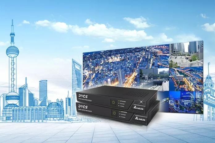 台达第三代DVCS,串联起整个大浦东的城市运营