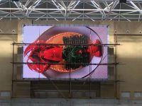 甘肃兰州武山体育馆显示屏项目圆满竣工