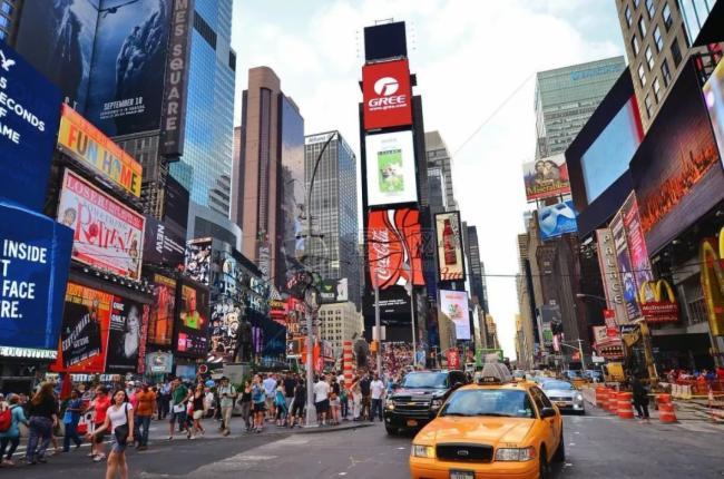解密∣纽约时代广场的中国三思印记