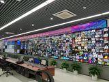 LG 55VH7B为江苏有线苏州监控中心打造近乎无缝的监控检测大屏